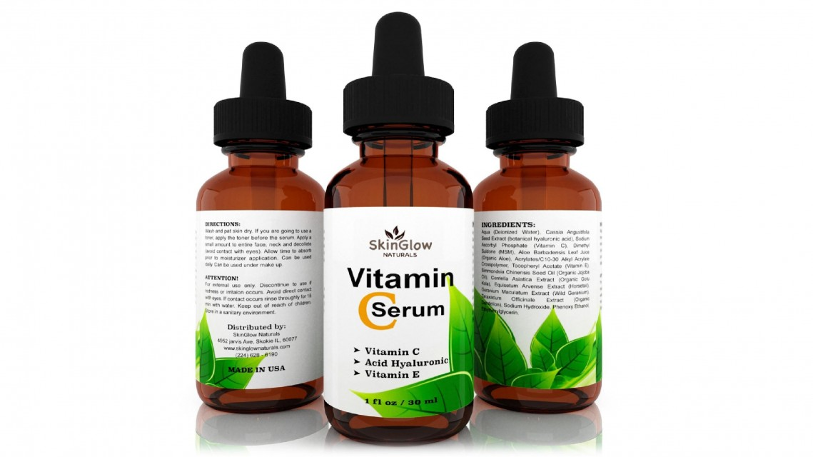 3x Vitamin C Serum - 1oz