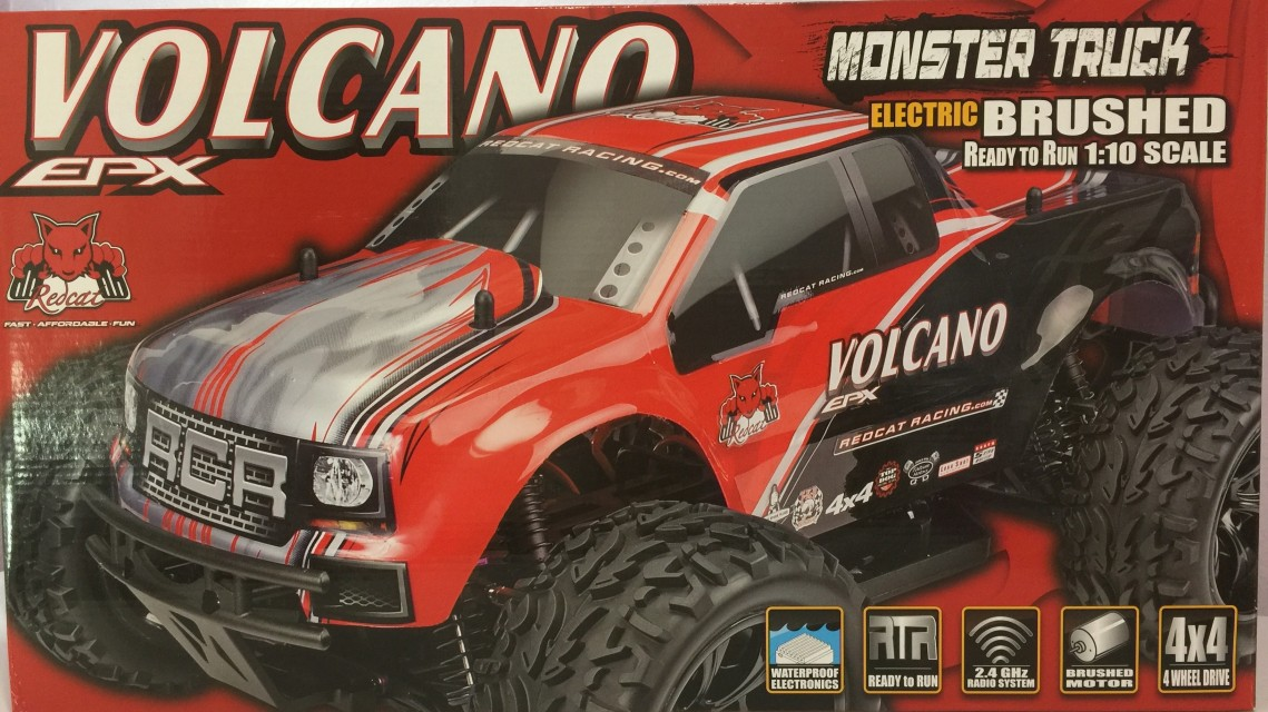 RC TRUCK VOLCANO EPX GIVEAWAY
