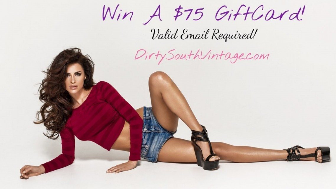 Win $75 GiftCard!