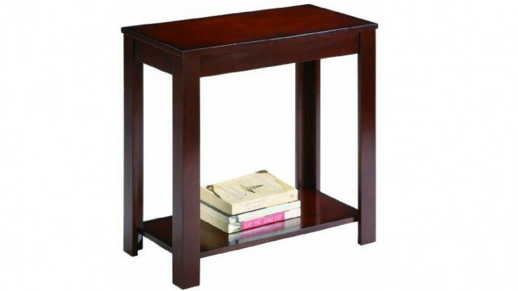 Crown Mark Side Table