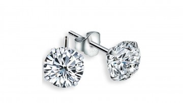 Win a Free Diamond Earrings!