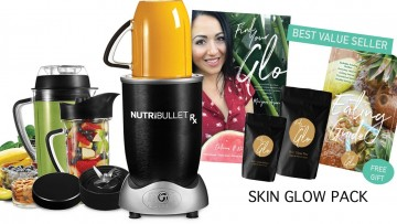 NUTRiBULLET & HEALTH PACK