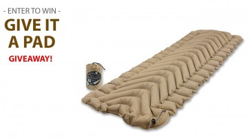 Insulated Sleeping Pad