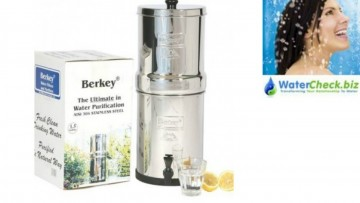 BIG BERKEY WATER FILTER !!!
